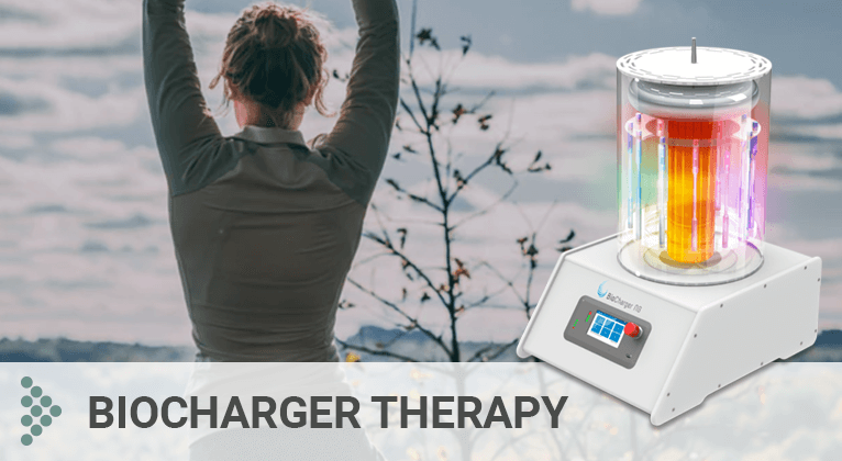Biocharger Therapy